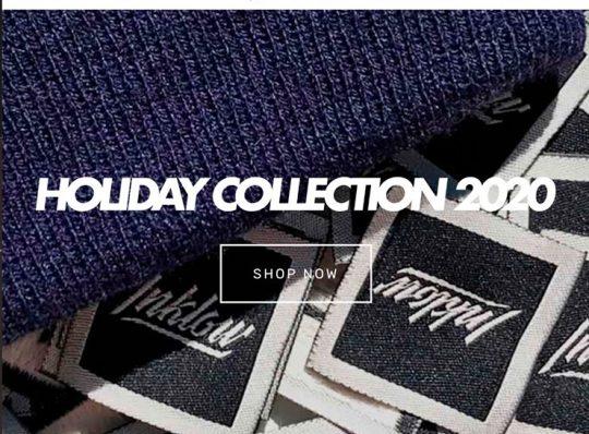 inklow eCommerce website